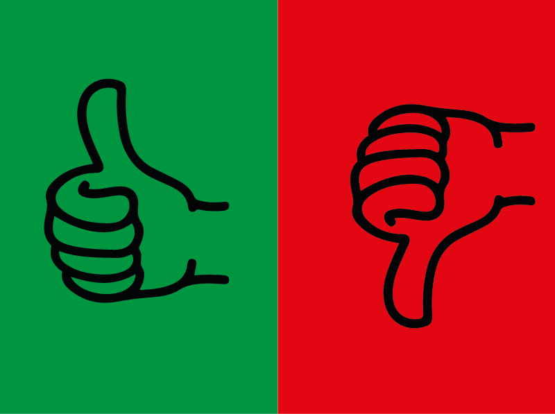 Green and Red Card Scheme
